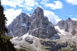 Photo: Crozzon di brenta