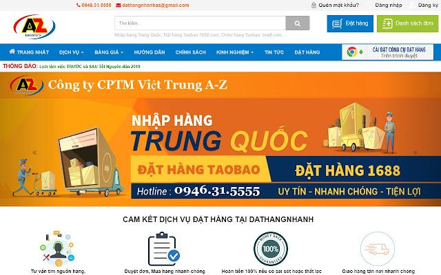 Công Cụ Đặt Hàng DATHANGNHANH.NET.VN