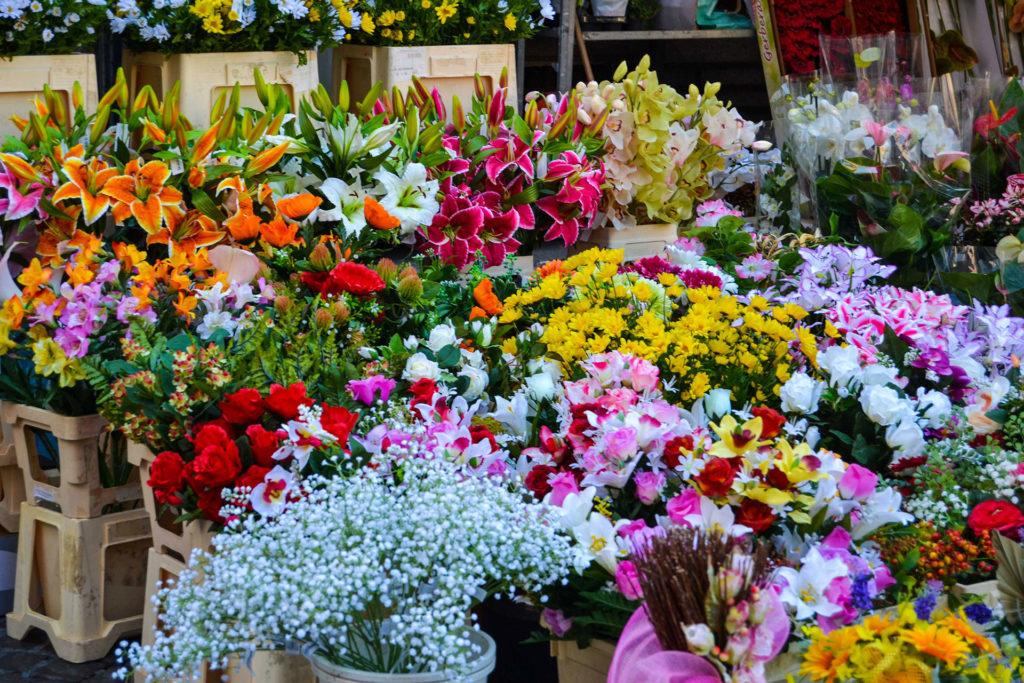 Kết quả hình ảnh cho chợ hoa đầu mối