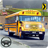 City School Bus Game 3D Android APK Download Free By PinPrick Gamers
