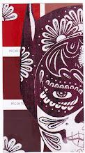 Photo: Wenchkin's Mail Art 366 - Day 140, Card 140a