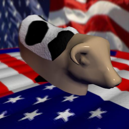Mechanical Bull Rodeo (game)