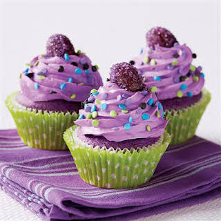 Fruit Filled Cupcakes Recipes.