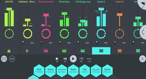 Ableton Live screenshot 1