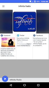 Infinita Radio- screenshot thumbnail
