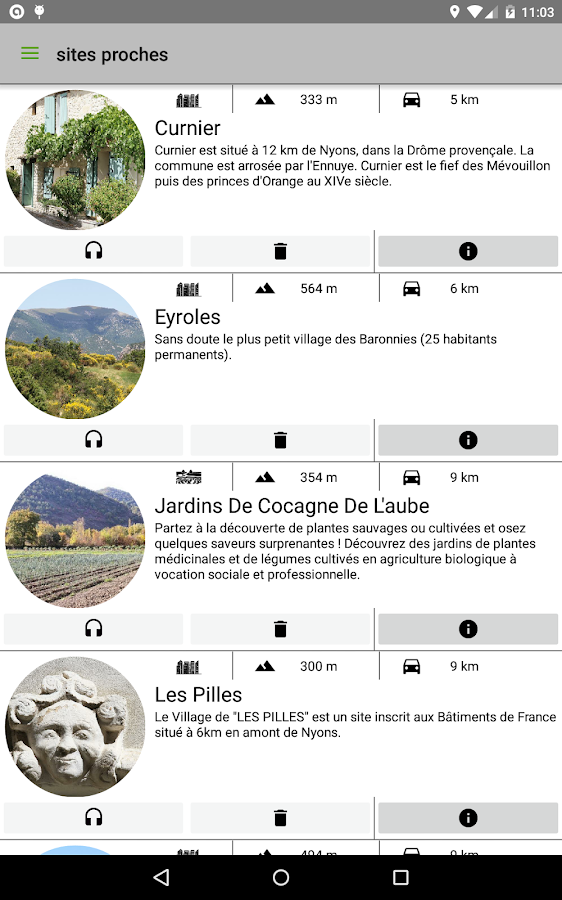 Second Guide – Capture d'écran