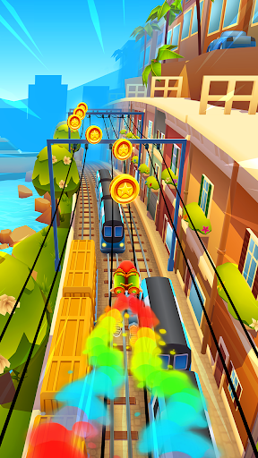 Subway Surfers  mod screenshots 4