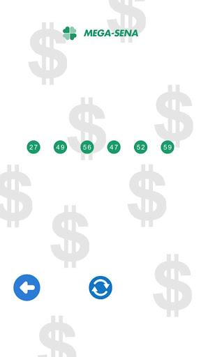 Loteria - Números da Sorte screenshot 3