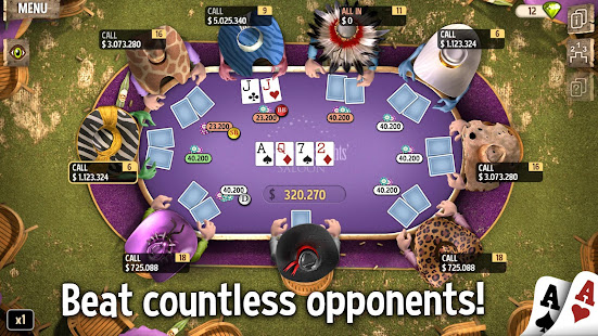 Game Governor of Poker 2 - OFFLINE POKER GAME APK for Windows Phone