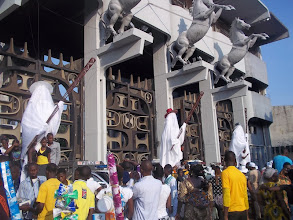 Photo: Tafawa Balewa Square entrance