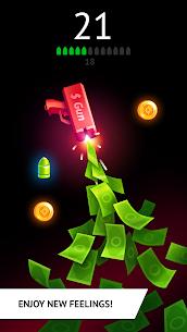 Flip the Gun – Simulator Game Mod Apk (Unlimited Coins) 3