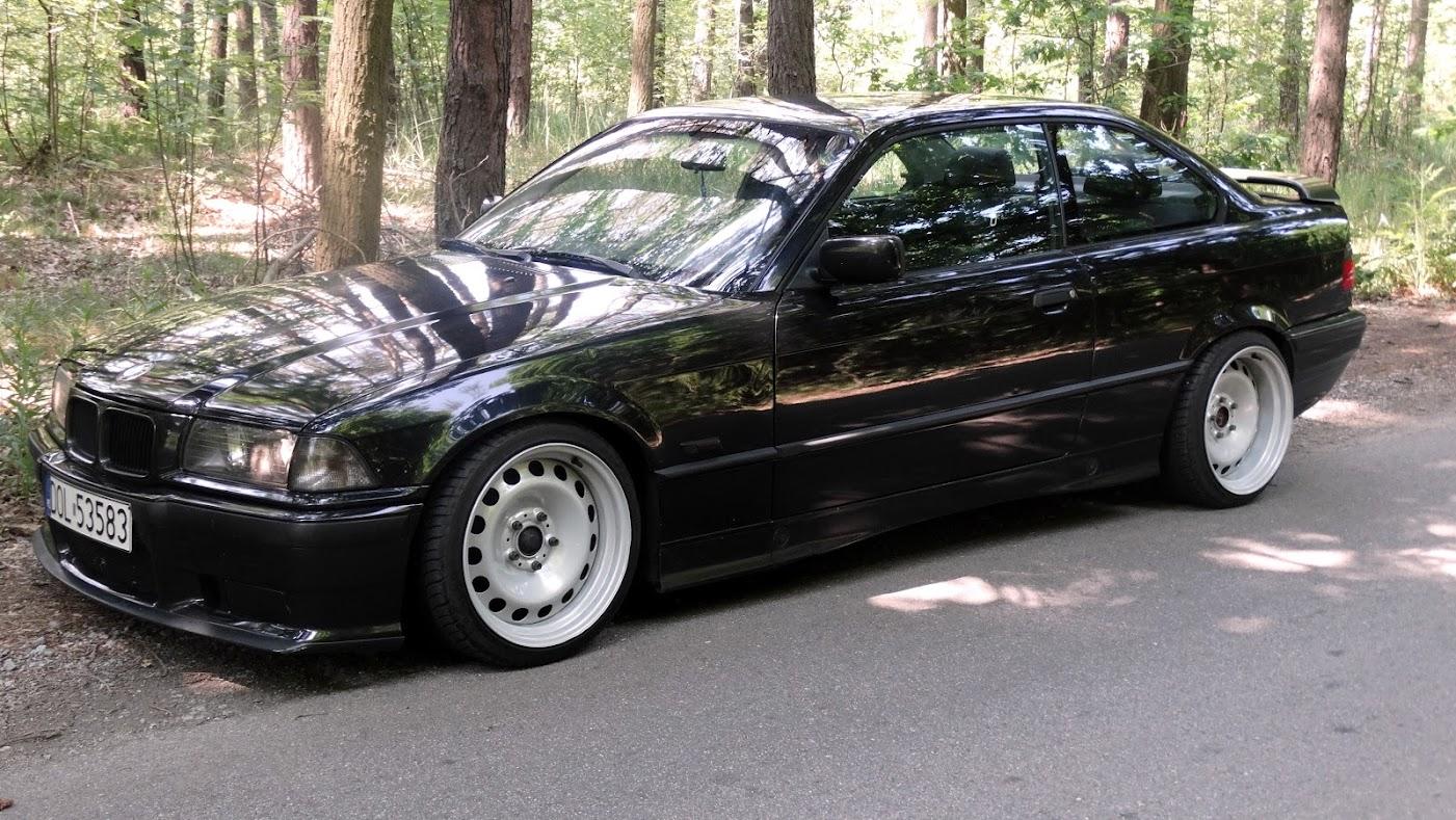 Oryginał T A N I D R I F T.pl - E36 coupe DDaily RQ14