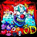 Graffiti Joker Keyboard Theme🃏 icon