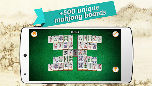 Mahjong Zodiac - screenshot