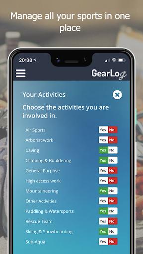 GearLog hack tool