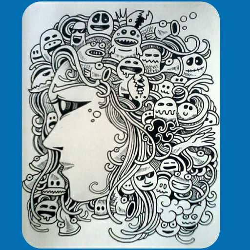 玩免費遊戲APP|下載낙서 예술 디자인 app不用錢|硬是要APP