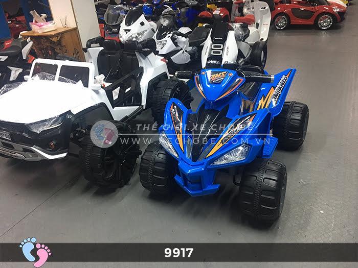 Xe moto điện trẻ em 9917 6