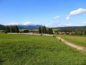 Photo: 07.Cmentarz na obrzeżu wsi.