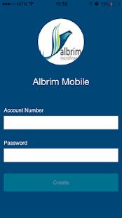 Albrim Mobile - náhled