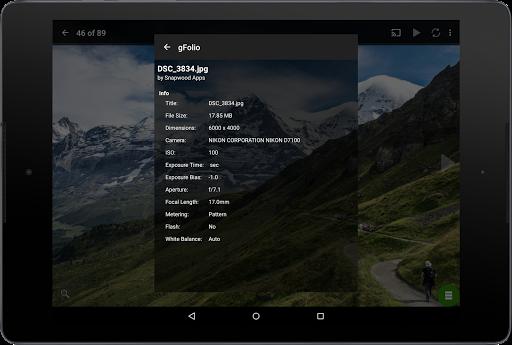 gFolio Photos for Google Drive 2.6.8 screenshots 7