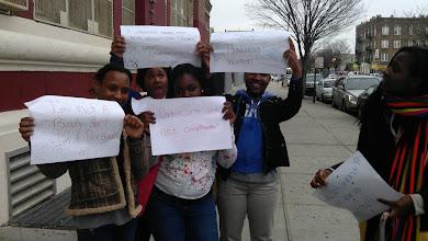 Photo: The Women Worldwide Initiative - Teens in Brooklyn, NY speak out