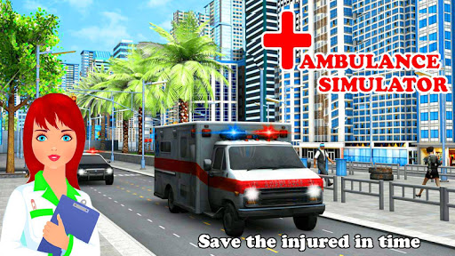 Ambulance Simulator 2019 1.0.1 screenshots 2