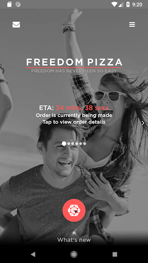 Freedom Pizza 2.0.8 screenshots 1