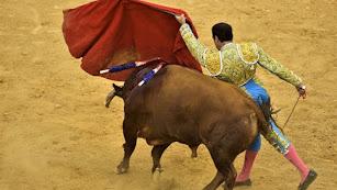 Imagen de archivo de un festejo taurino celebrado en Huelva.