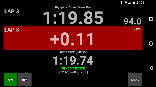 DigSpice Circuit Timer Pro screenshot 4