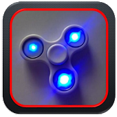 Hand Spinner LED Fidget