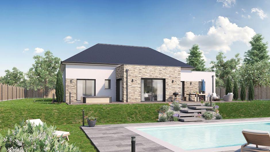 Vente maison 4 pièces 117 m² à Nouzilly (37380), 244 324 €