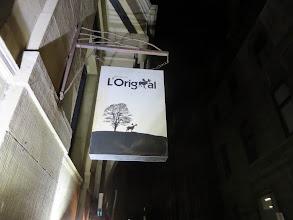 Photo: Dinner at L'Orignal