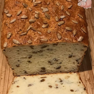 Gluten Free Bread with Sunflower Seeds Recipe