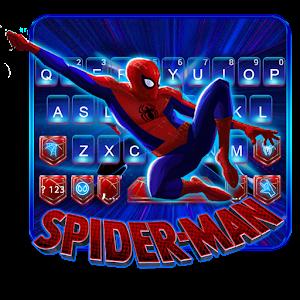 Spider-man: Spiderverse Keyboard Theme 1 0 Apk, Free