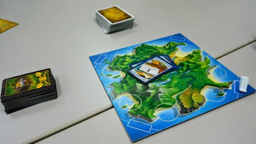 ルートアイランド (Loot Island):セットアップ