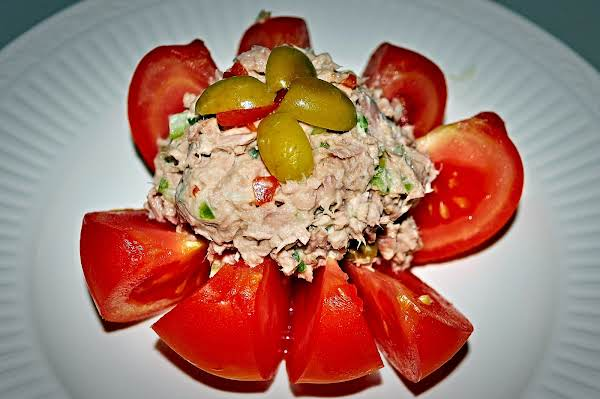 Low-carb Tuna Salad