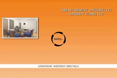 Project Nandanam 1 BHK - náhled