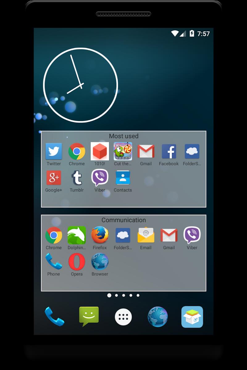 Glextor App Mgr & Organizer Screenshot 7