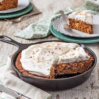 Skillet Carrot Cake from Southern Cast Iron