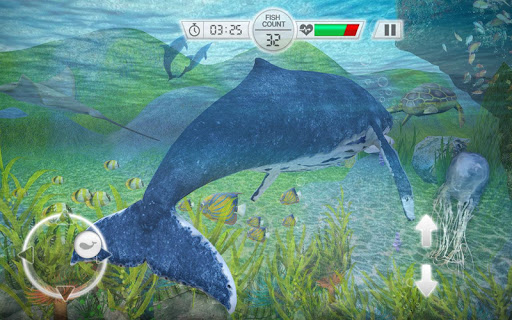 Download Blue Whale Survival Challenge- Real Life Simulator Google