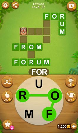 Word Farm Cross 1.0.5 screenshot 2093974