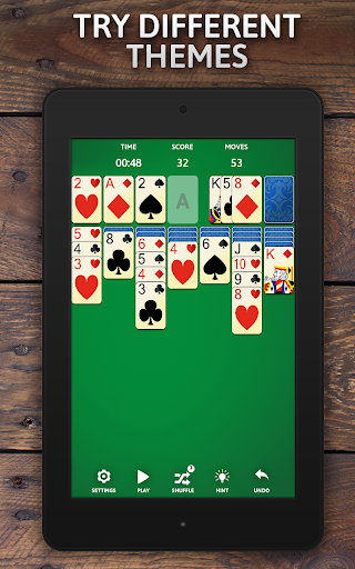 Solitaire Classic Era - Classic Klondike Card Game screenshots 13