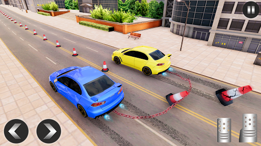 Chained Car Racing 2020: Chained Cars Stunts Games android2mod screenshots 5