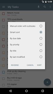 Tasks: Astrid To-Do List Clone - screenshot thumbnail