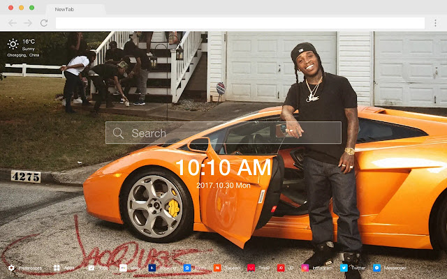 Jacquees HD Wallpapers Hot Music New Tab