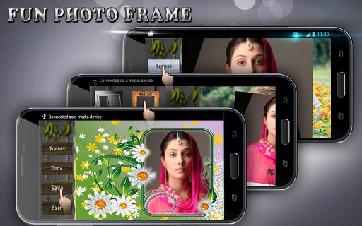 無料娱乐Appの楽しいフォトフレーム|記事Game