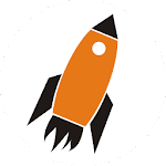 Rocket Launch Schedule Icon