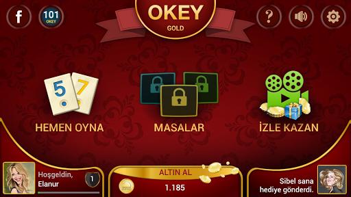Okey - Rummy for PC