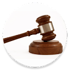 Judge's Gavel icon