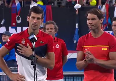 """""""Als Djokovic dit niet doet, kan hij nooit terugkeren op het hoogste niveau"""""""